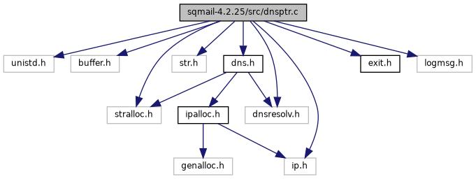 Dnsptr C File Reference